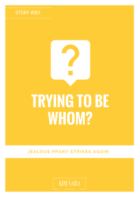 ELT001: Trying To Be Whom?